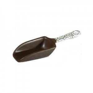 Japanese clay tea shovel 10 cm